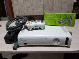 X box 360 +HD 250GB