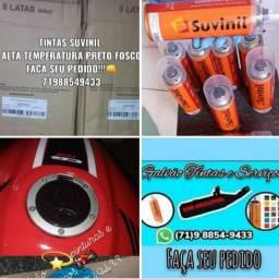 Tinta spray Suvinil alta temperatura30,00R$