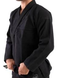 Kimono jiu jitsu stormstrong preto a3