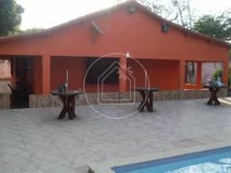 Sítio à venda com 4 dormitórios em Chácaras de inoã (inoã), Maricá cod:821697
