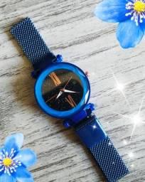 Relógio Feminino Azul