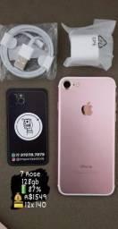 Iphone 7 128gb e 8 256gb