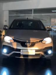 Toyota Etios SD XS