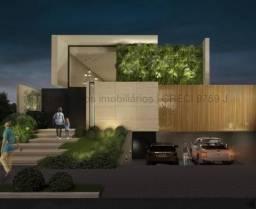 Casa à venda, 3 suítes, 3 vagas, Alphaville Campo Grande - Campo Grande/MS