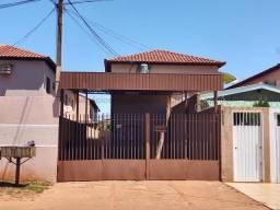 Sobrado para aluguel, 3 quartos, 2 vagas, Bairro Botafogo - Campo Grande/MS