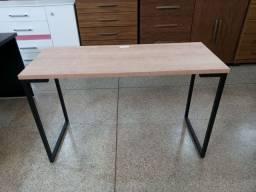 Mesa de Escritório 1,20 cm - Nova ( a pronta entrega ) Pés de Ferro