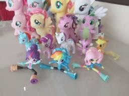 Coleção my little poney