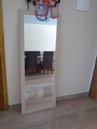Espelho grande novo apenas 120,00