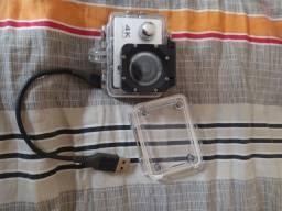 Câmera digital 4K