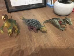 6 dinossauros