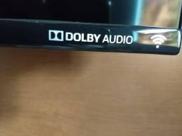 Smart tv 32 polegadas com comando de voz