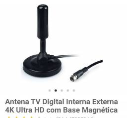 Antena Tv digital magnética