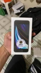 iPhone SE 2 64GB Branco Novo/Lacrado