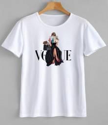 Camiseta Vogue personalizada