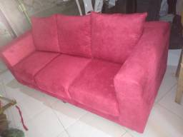 Sofá reformado