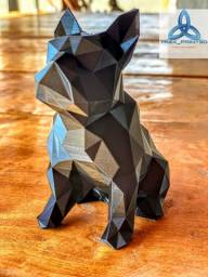 Buldog francês impressão 3D