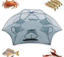 Armadilhas para peixes pequenos