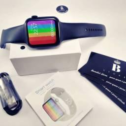 Relógio Smartwatch Troca pulseira e atende ligação / Smartwatch w26 Original IWO W26