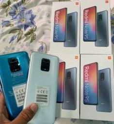 Xiaomi Note 9s 128gb disponível pronta entrega