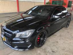 Mercedes CLA 45 AMG ano: 2014