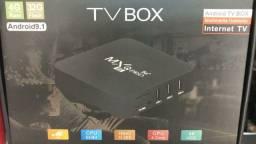 Android tv box MXQ PRO 4k 5g