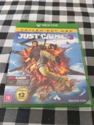Jogo original Just Cause 3 xbox one
