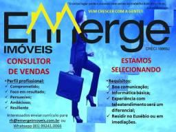 Vaga de emprego Consultor de vendas interno