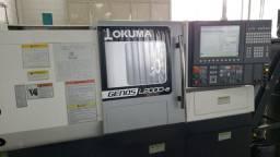 Torno OKUMA Genos L2000