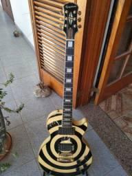 Guitarra Les Paul Epiphone Custom - Zakk Wylde