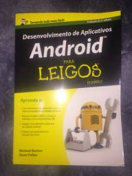 Livro Desenvolvimento de Aplicativos Android para leigos