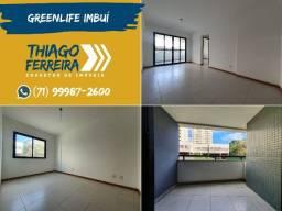 Green Life, 3 Quartos com 75m² no Imbuí