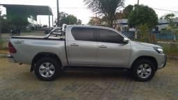 Toyota Hilux 2017 Automático