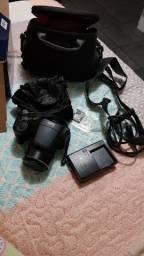 Máquina fotográfica da CANON