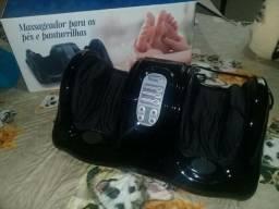 Vende-se aparelho de massagem para pés e panturrilhas shiatsu