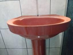 Pia de banheiro completa