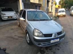 Clio sedan 1.6 - 2005 - DH,VE,TE
