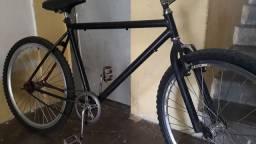 Bicicleta nova toda filé