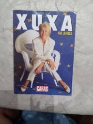 Revista Caras edição histórica Xuxa 40 anos..