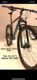 Bike Sense Impact Factory 2020