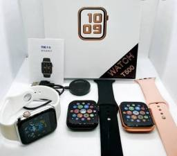 Relógio Smartwatch Iwo T500 44mm Android Ios<br>
