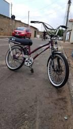 Bicicleta aro 20 montadinha