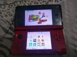 Nintendo 3ds Desbloqueado 8gb