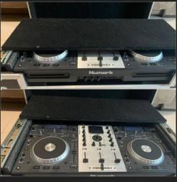 Controladora Numark Mixdeck + Case