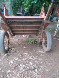 Vendo carroça aro 21.