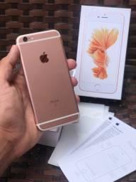 Vendo IPhone 6s Rosê 64gb Bem Novo