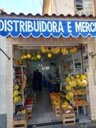 Passo o ponto de distribuidora e mercearia