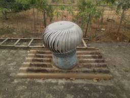 Exaustor Eólico usado Pra vender logo