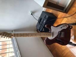Guitarra Fender Squier Telecaster Thinline Classic Vibe