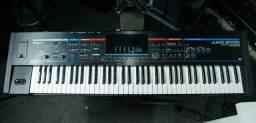 Teclado Roland Juno Stage 76 t. + Placa expansão SRX 98