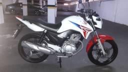 Honda CG Titan 150 EX Branca 2015